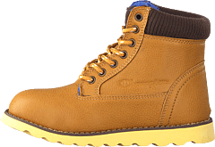 High Cut Shoe Upstate B Ps Mineral Yellow