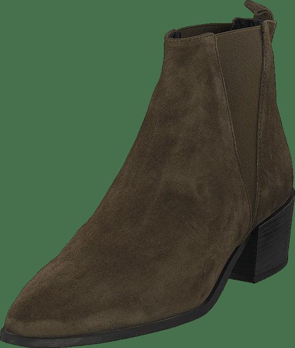 222dafd21f9 Buy Pavement Karen Green Suede brown Shoes Online | FOOTWAY.co.uk