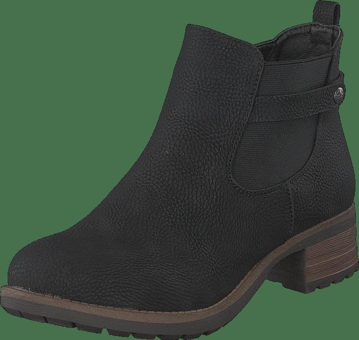 Rieker - 96864-00 Black