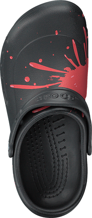 Crocs - Bistro Graphic Clog Black/pepper
