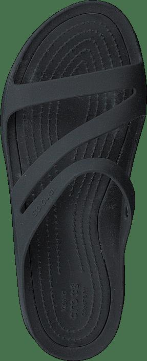 Sandal Grå Crocs Swiftwater Sandaler Tøfler black 60085 Sko Og Online 31 Black Køb Women dZwYExYSq