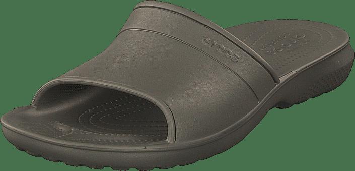 Crocs - Classic Slide Slate Grey