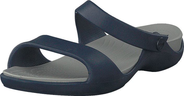 Crocs - Cleo V Sandal Women Navy/light Grey
