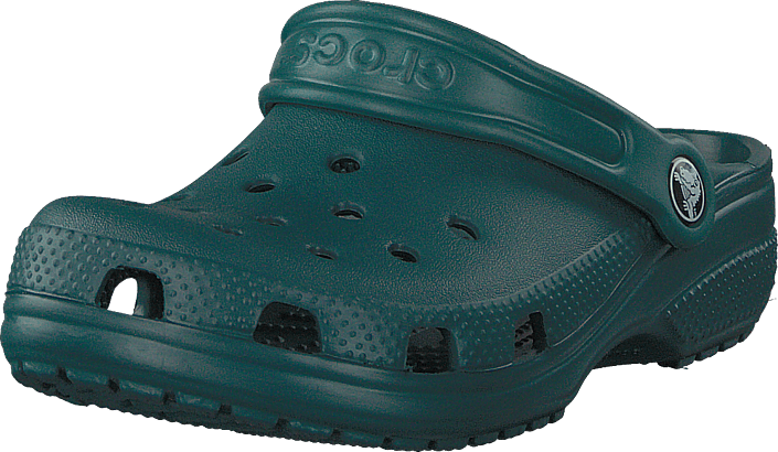 Crocs - Classic Clog Kids Evergreen