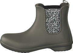 Freesail Chelsea Boot Women Slate Grey/dots