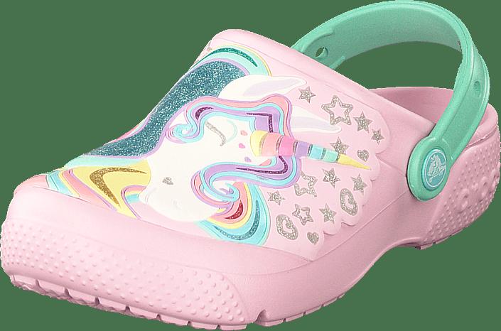Crocs Fun Lab Clog Kids Ballerina Pink