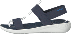 Literide Sandal Women Navy/white