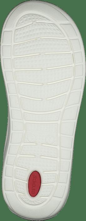 Crocs - Literide Flip Black/white