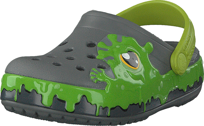 Crocs - Fun Lab Slime Band Clog Kids Slate Grey