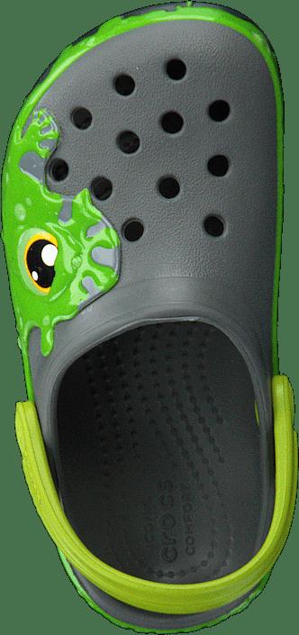 Crocs - Fun Lab Slime Band Clog Kids Slate Grey