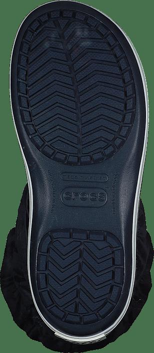 Crocs - Winter Puff Boot Women Navy/white
