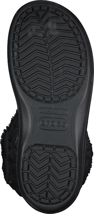 3e7bf9ed988 Buy Crocs Crocband Winter Boot Women Black black black Shoes Online ...