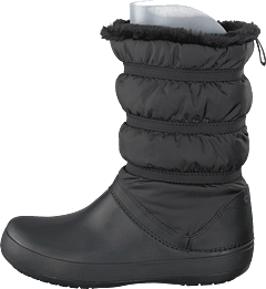 Crocband Winter Boot Women Black/black