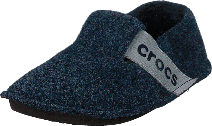 Crocs Classic Slipper Kids Navy blåa Skor Online