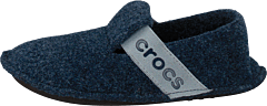 Classic Slipper Kids Navy