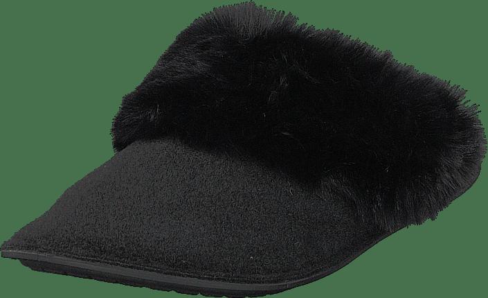 Crocs - Classic Luxe Slipper Black