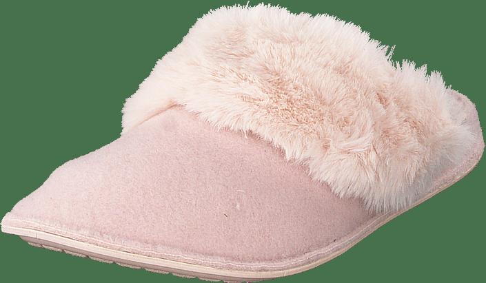 Crocs - Classic Luxe Slipper Rose Dust