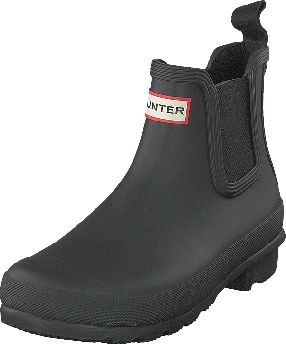 Hunter - Women's Original Chelsea Black