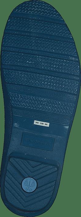 Kjøp Hunter Women's Original Chelsea Gloss Ocean Blue Sko Online