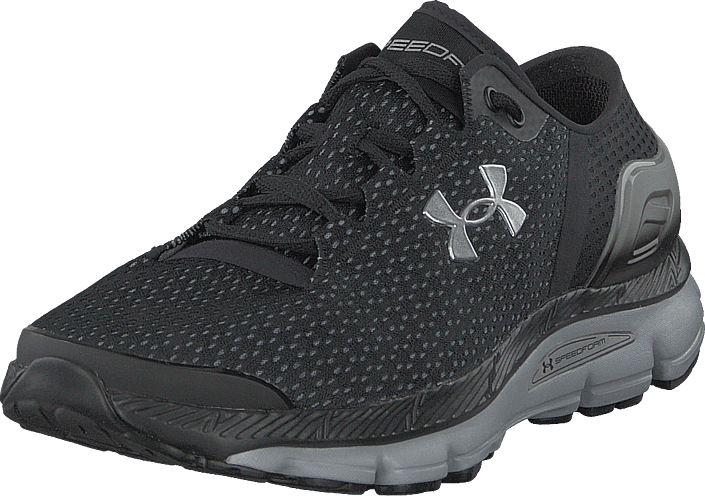 Under Armour - Ua Speedform Intake 2 Black/metallic Silver