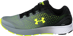 Ua Bgs Charged Bandit 4 Black/steel/high-vis Yellow