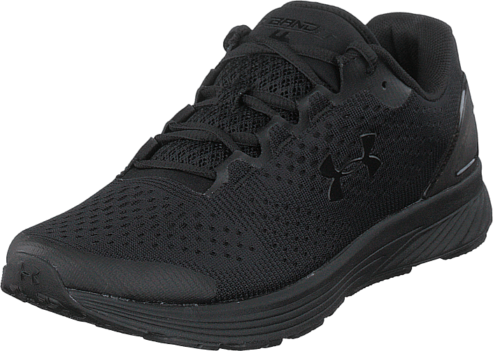 Under Armour - Ua Charged Bandit 4 Black / Overcast Gray / Black