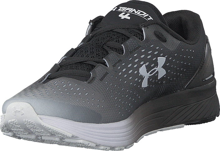 Under Armour - Ua W Charged Bandit 4 Black / Elemental / White