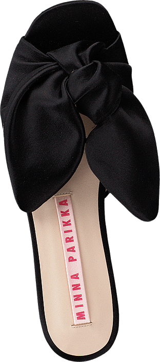 Sko Parikka Amelia Satin Online Sandals Sorte Black Minna Kjøp yPE5HfqwYf