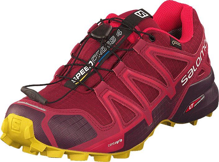 Kjøp 4 potentpurple citronell Brune Online Salomon Beetred Speedcross Sneakers Sko Gtx® W ggU4Bfq7