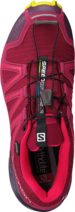 Salomon - Speedcross 4 Gtx® W Beetred/potentpurple/citronell