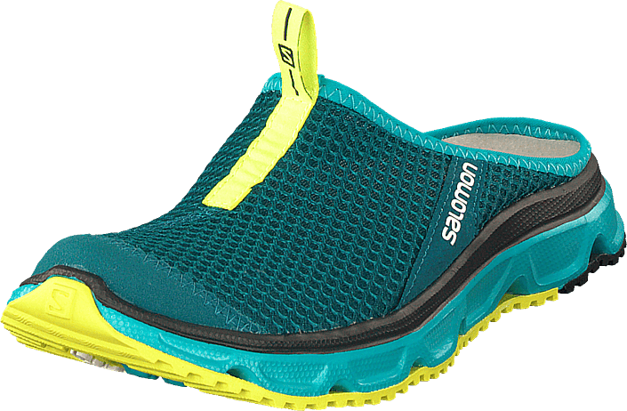 Salomon - Rx Slide 3.0 W Deeplagoon/bluebird/safetyyell
