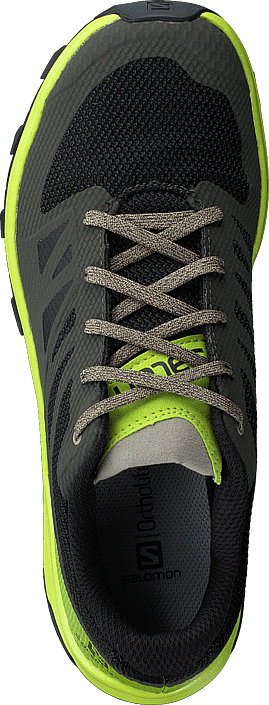 Salomon - Outline Beluga/limegreen/vintagekaki