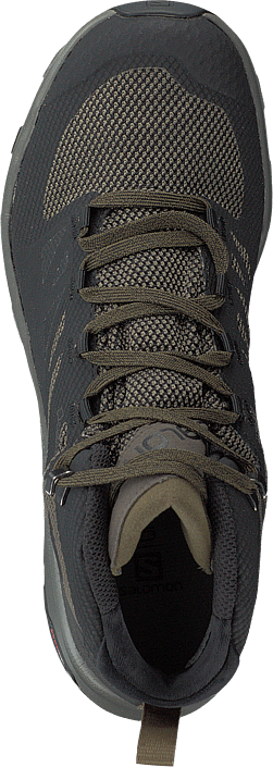 Salomon - Outline Mid Gtx® Black/beluga/capers