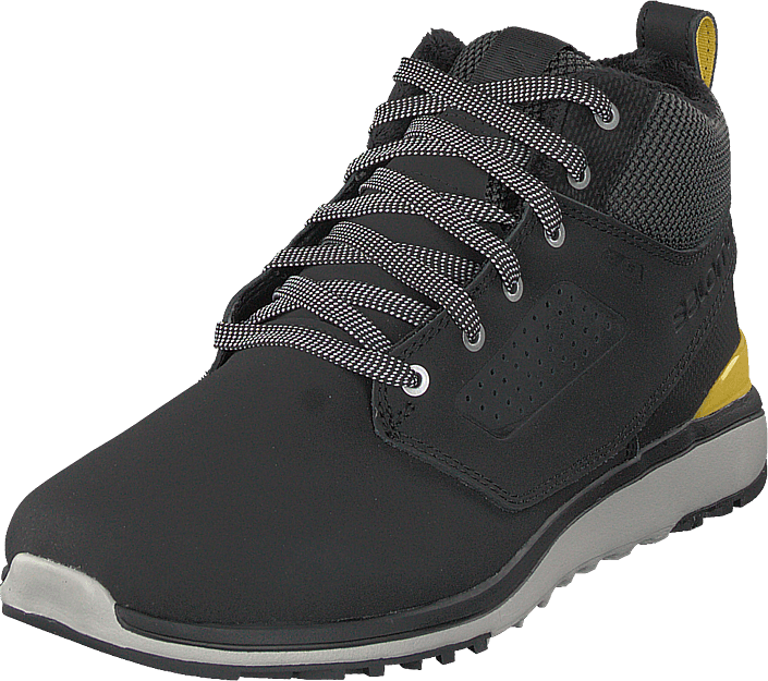 Salomon - Utility Freeze Cs Wp Black/black/empireyellow