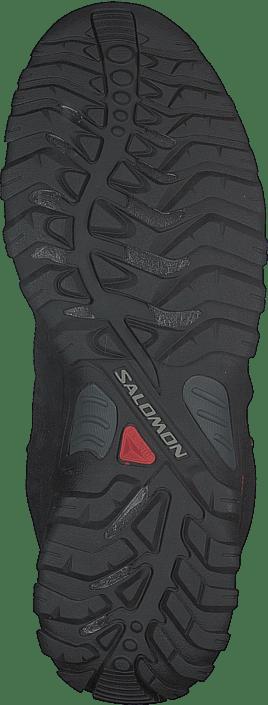 frostgray Boots Sorte black Online Black Wp Kjøp Salomon Cs Sko Shelter ZYqgOv