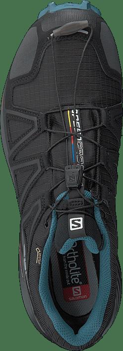 Salomon - Speedcross 4 Gtx® Nocturne 2 Black/black/mallardblue