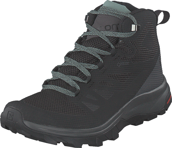 Outline Mid Gtx® W Blackmagnetgreenmilieu