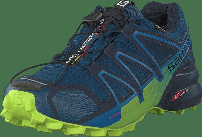 Salomon - Speedcross 4 Gtx® Poseidon/navyblazer/limegreen