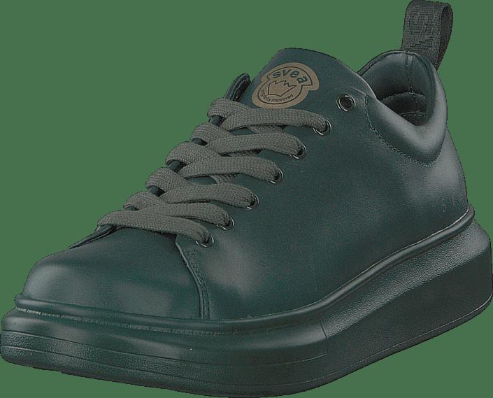 Sko Studio Green Online Svea Charlie Kjøp Sneakers Grønne PZXqqx
