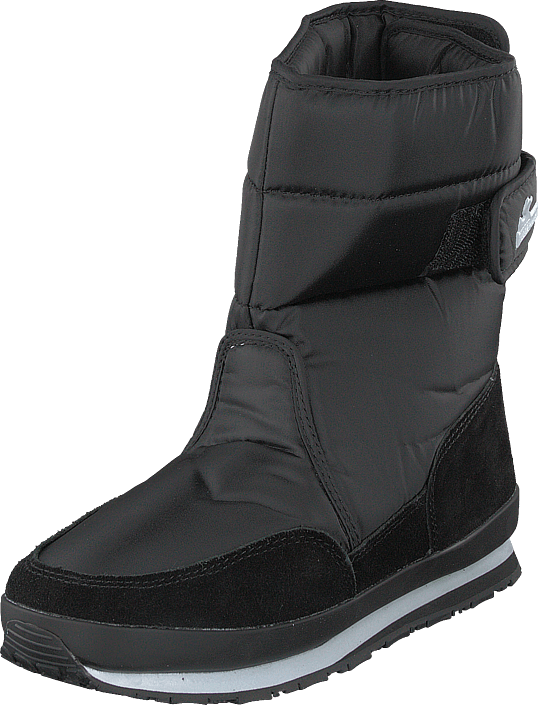 Rubber Duck - Rd Nylon Suede Solid Black