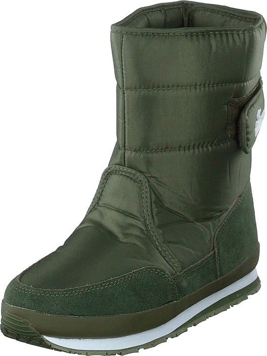 Rubber Duck - Rd Nylon Suede Solid Khaki