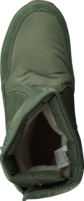 Rd Nylon Suede Solid Khaki
