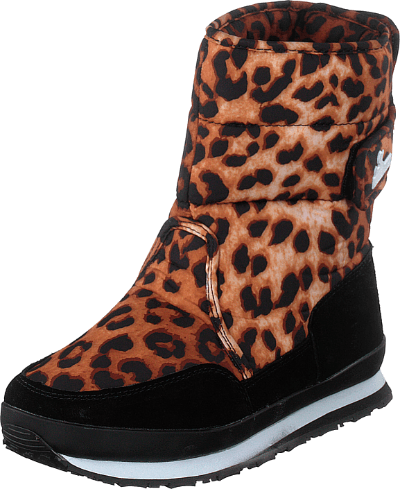 Rd Nylon Suede Solid Wild Animal