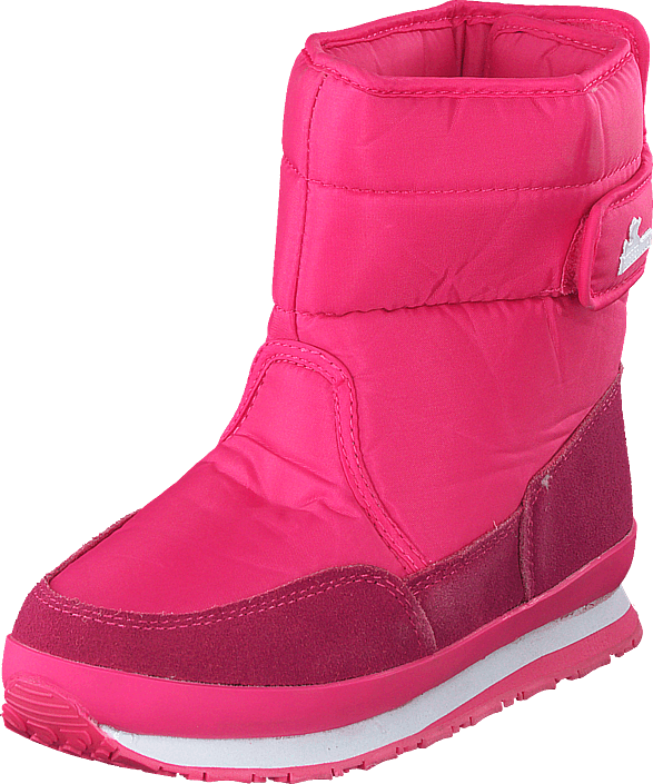 Rubber Duck - Rd Nylon Suede Solid Kids Pink