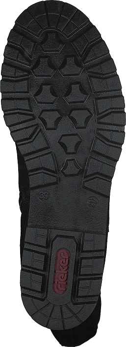 Rieker - 78554-00 Schwarz