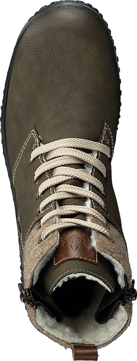 54 Sko Kjøp Olive Boots Z4234 Rieker Brune Online EBBqnSXpZ