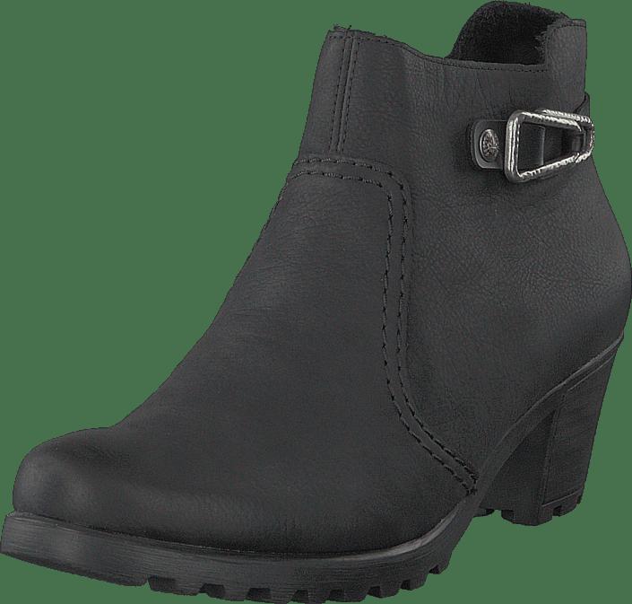 Rieker - Y8089-00 Schwarz