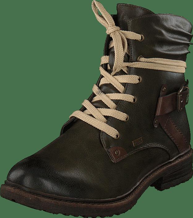 Boots 94740 Sko Brune 54 Rieker Kjøp Forest Online BA8RRq