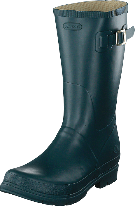 Viking - Vendela Jr Dark Green