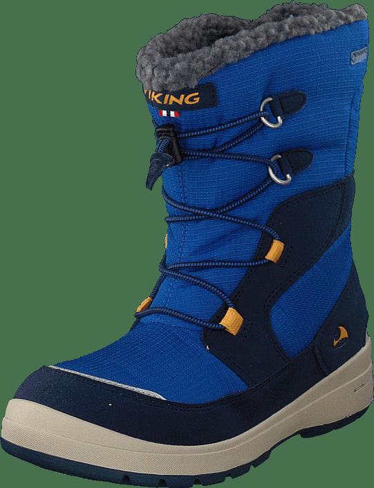 Viking Totak Gtx blå sun blåa Skor Online